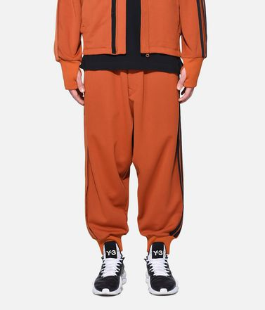 Y-3 Track pant Man Y-3 3-Stripes Selvedge Matte Track Pants r