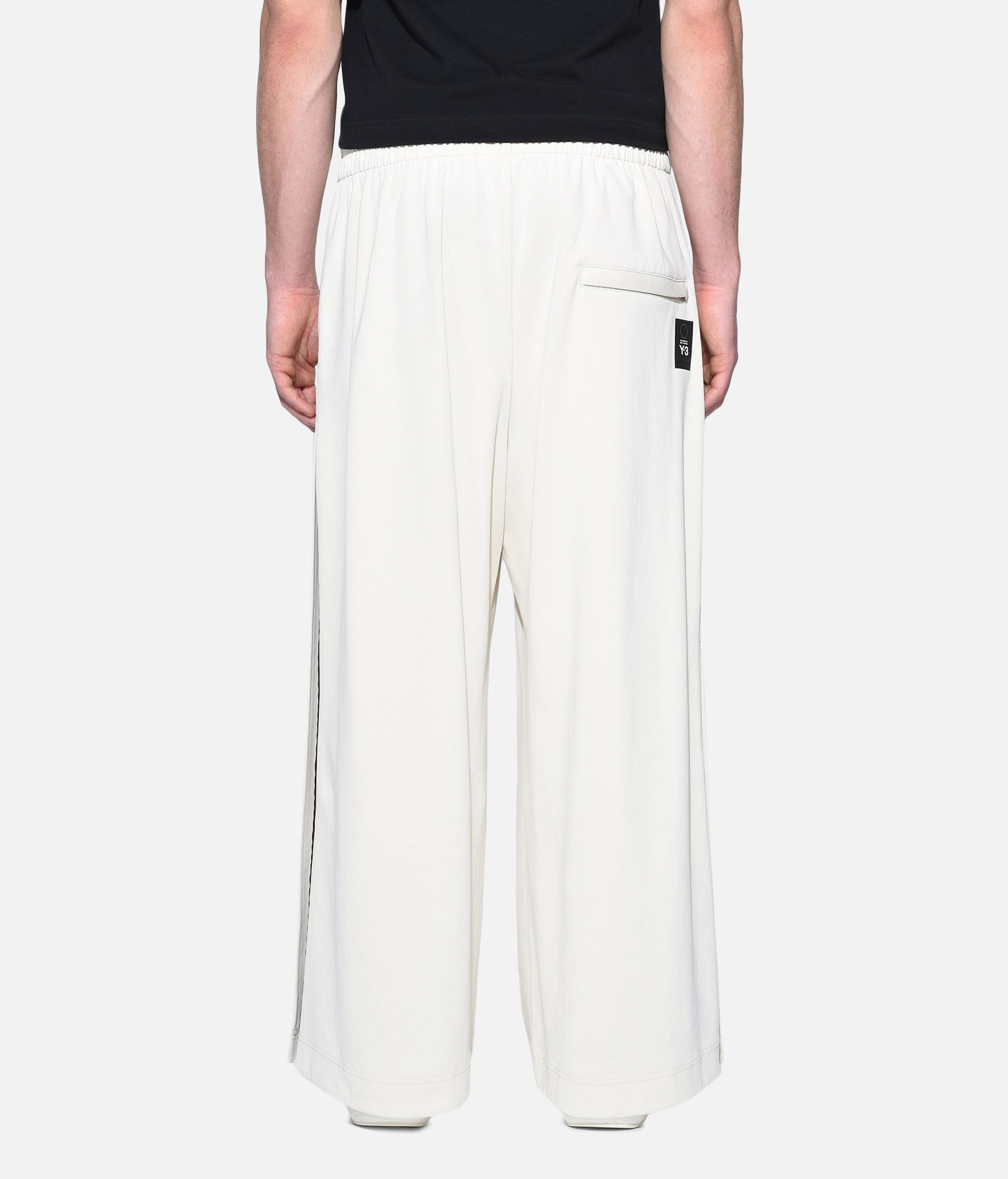 Y-3 Y-3 3-Stripes Matte Snap Track Pants Track pant Man d