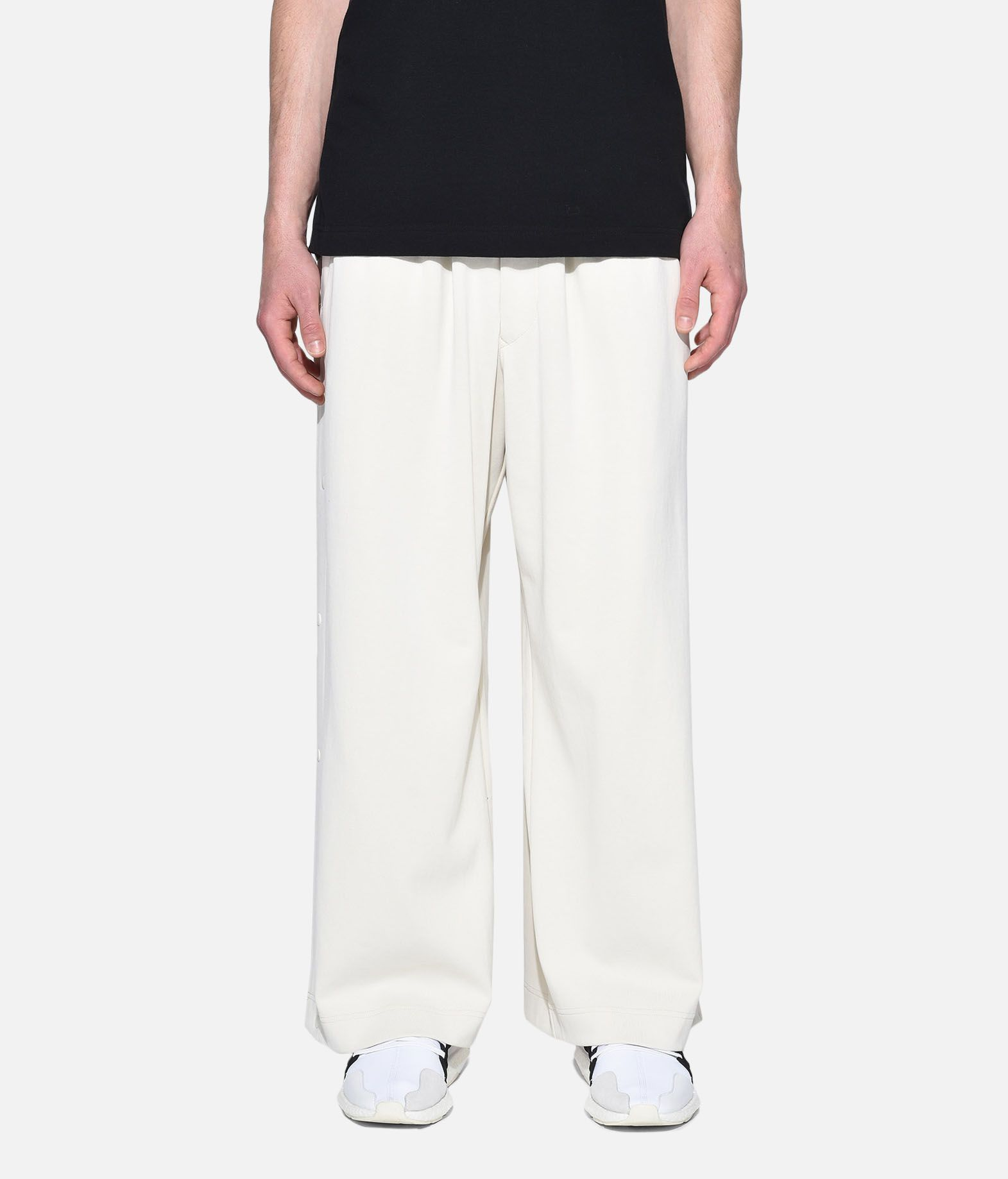 Y-3 Y-3 3-Stripes Matte Snap Track Pants Track pant Man r