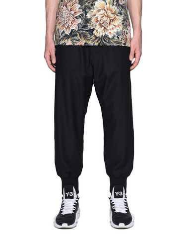 Y-3 Casual trouser Man Y-3 Quilted Pants r