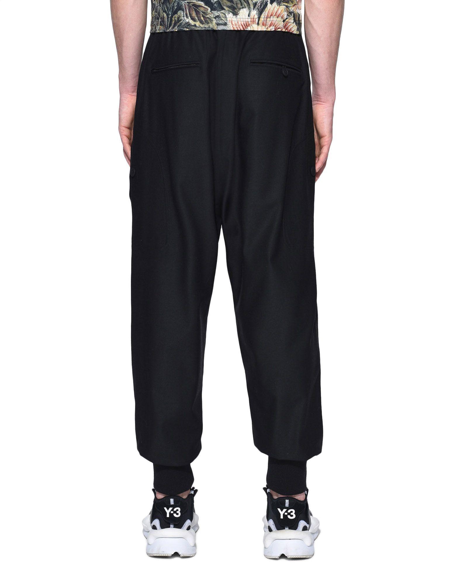Y-3 Y-3 Quilted Pants Hose Herren d