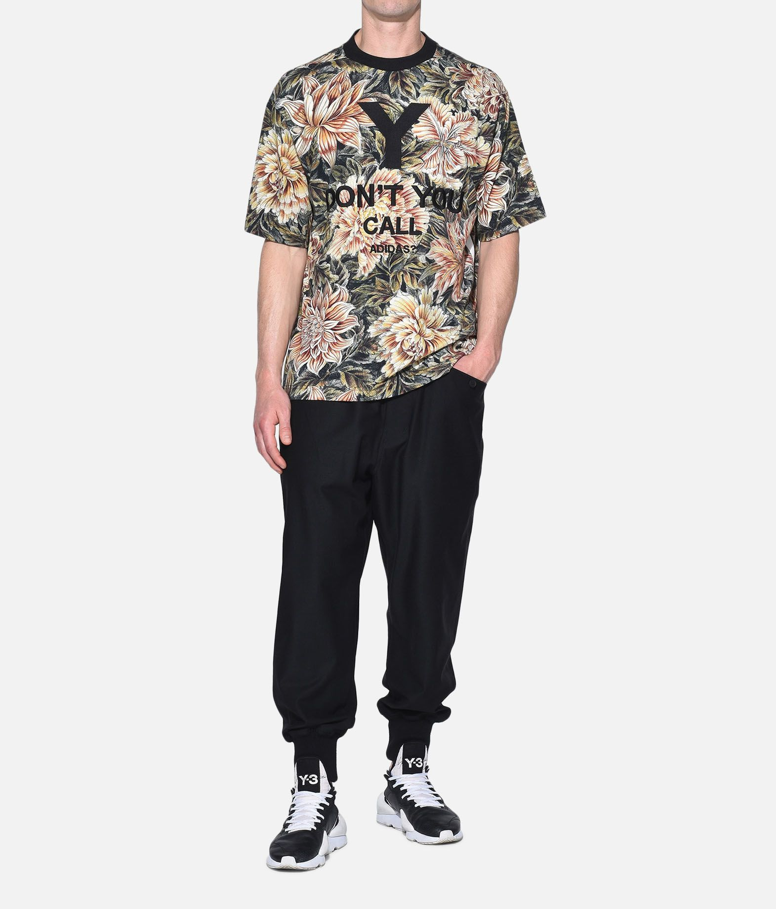 Y-3 Y-3 Quilted Pants Casual trouser Man a