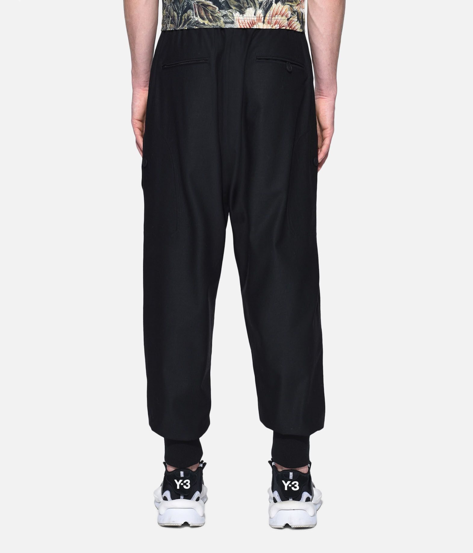 Y-3 Y-3 Quilted Pants Casual trouser Man d