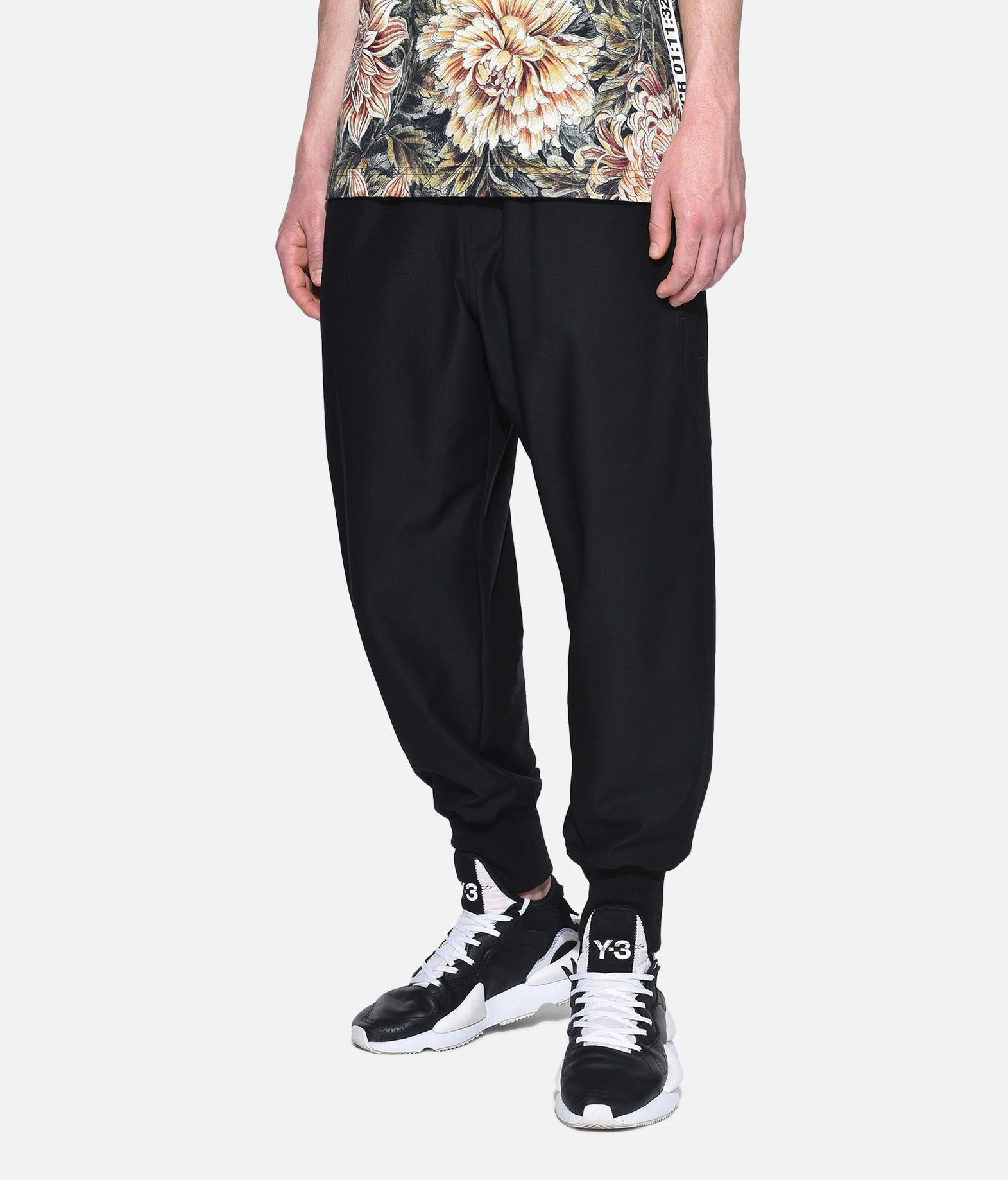 Y-3 Y-3 Quilted Pants Casual trouser Man e