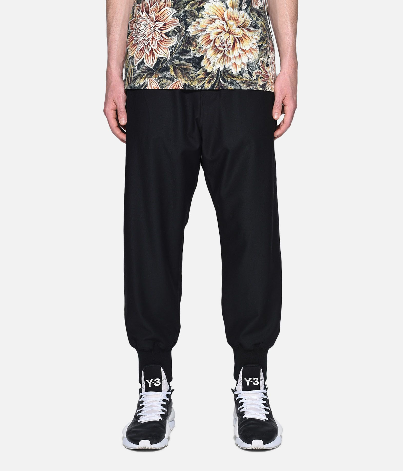 Y-3 Y-3 Quilted Pants Casual trouser Man r