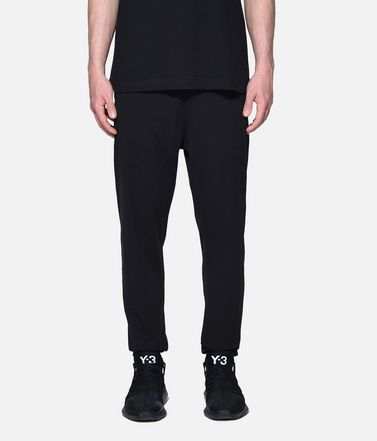 Y-3 Leggings Herren Y-3 Logo Long John Pants r