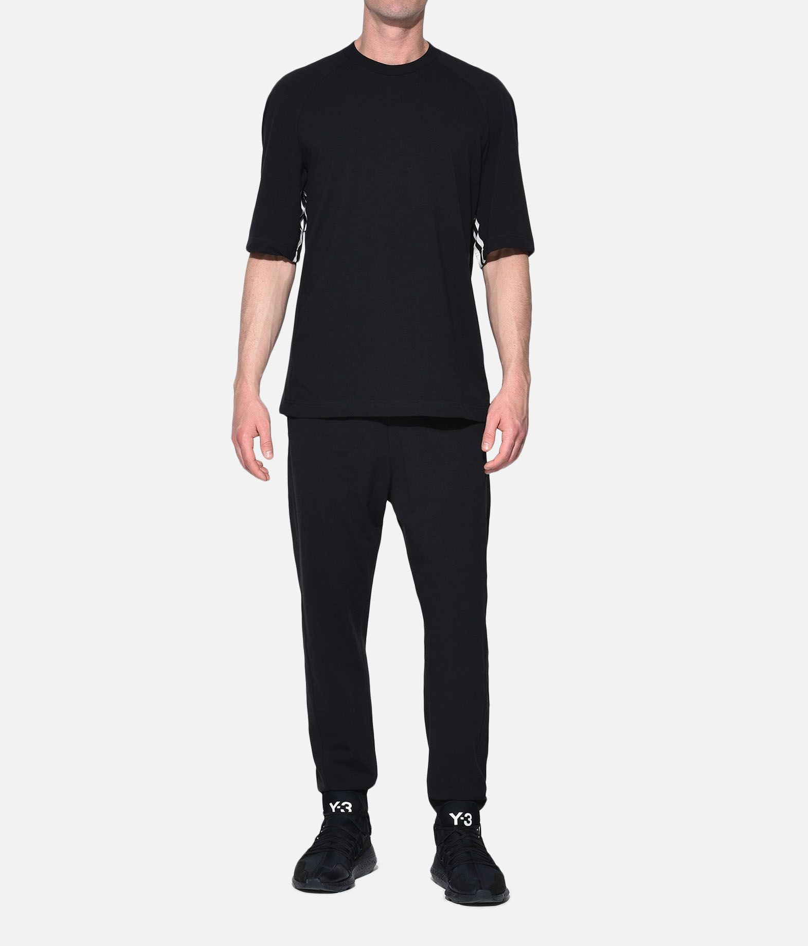 Y-3 Y-3 Logo Long John Pants Leggings Homme a
