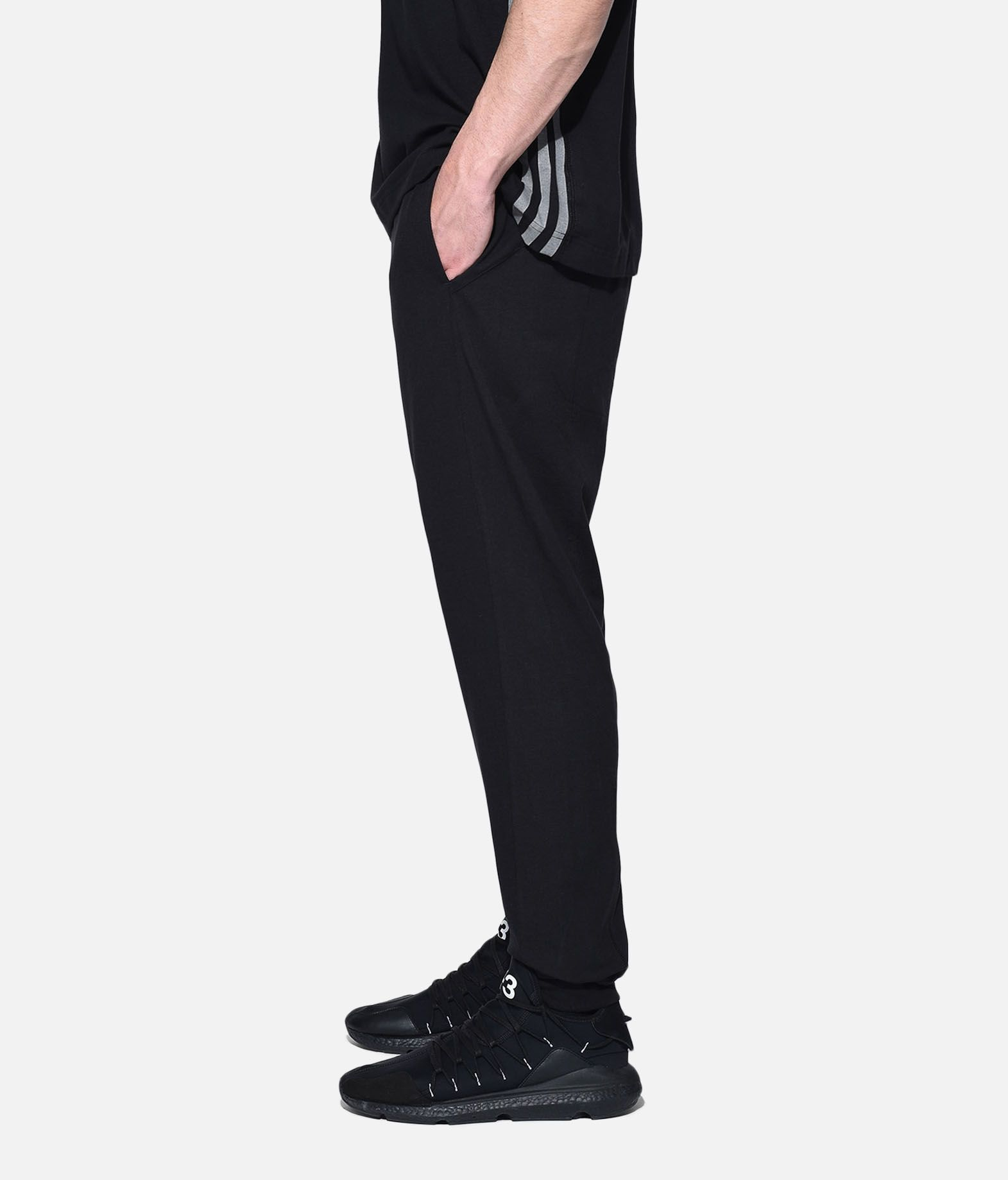 Y-3 Y-3 Logo Long John Pants Leggings Homme e
