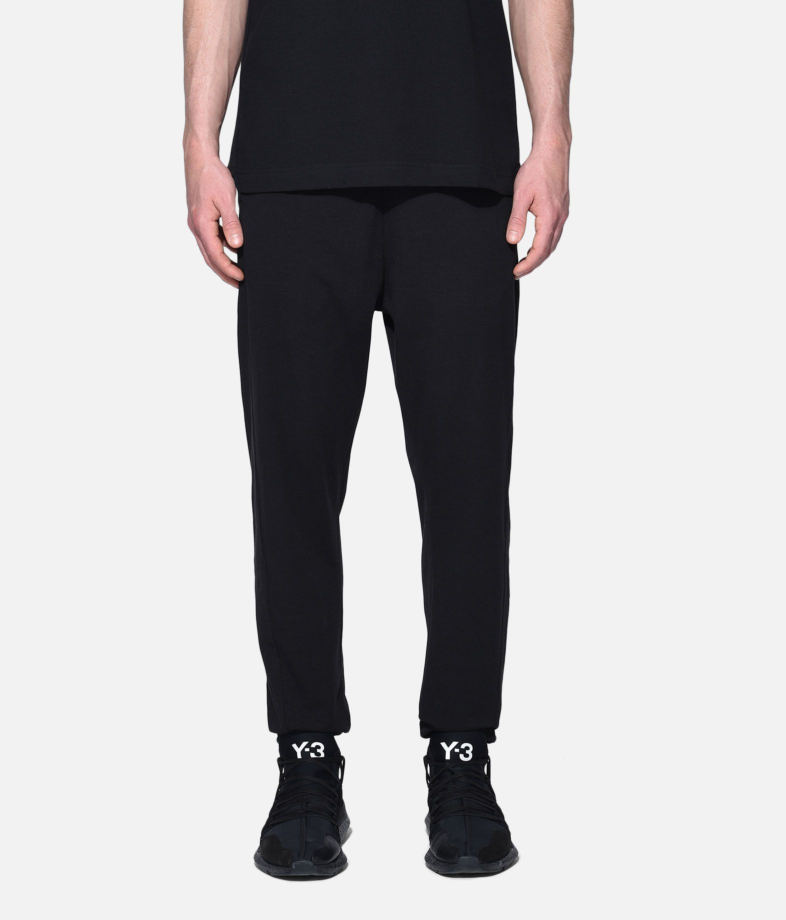 Y-3 Y-3 Logo Long John Pants Leggings Man r