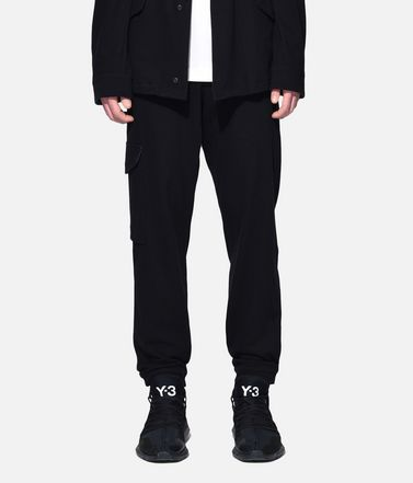 Y-3 Casual trouser Man Y-3 Utility Pants r