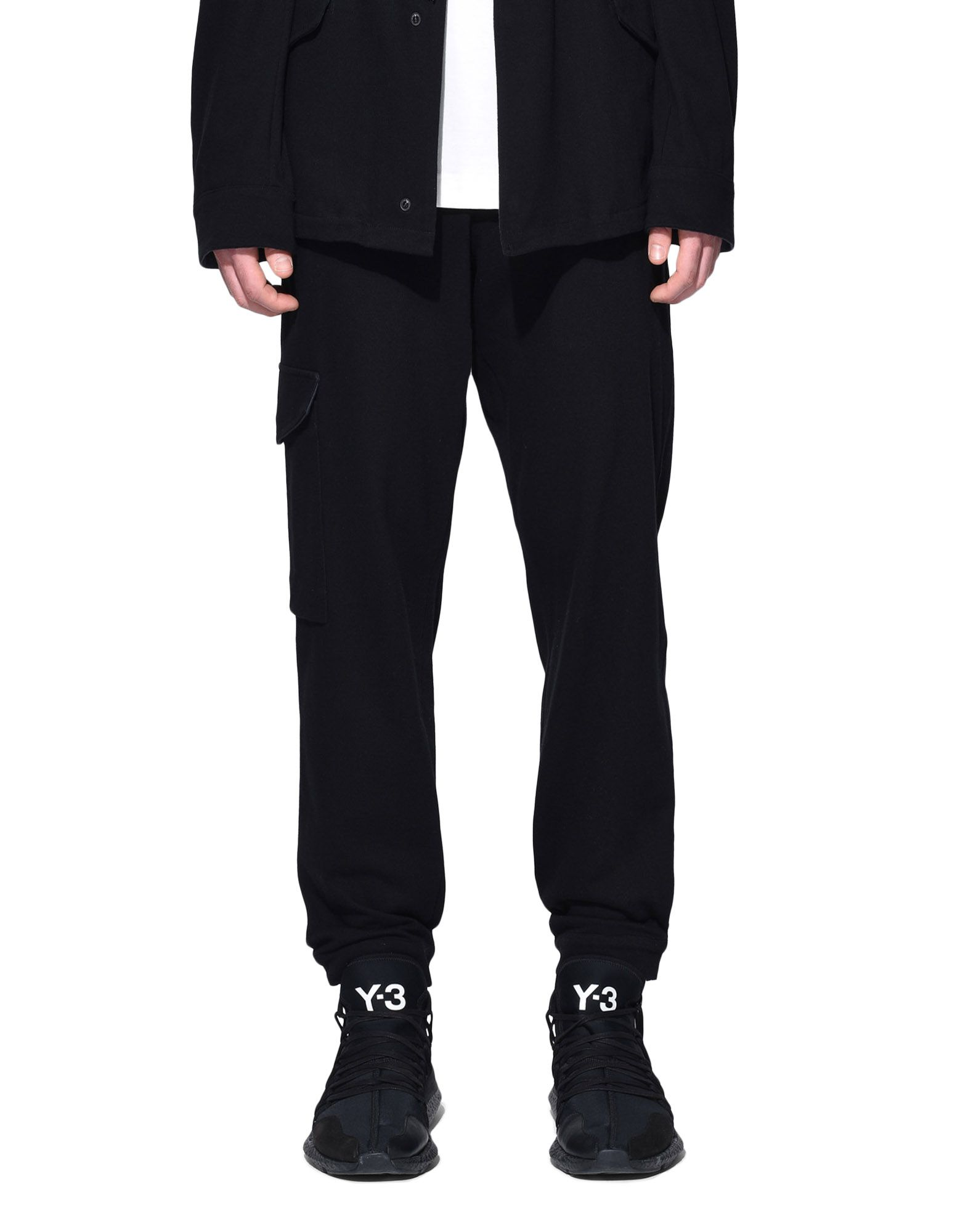 Y-3 Y-3 Utility Pants Casual pants Man r