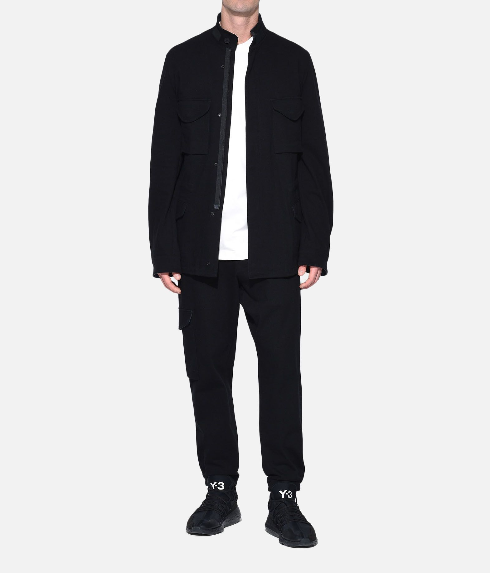 Y-3 Y-3 Utility Pants Casual trouser Man a
