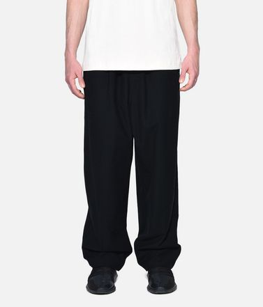 Y-3 Casual trouser Man Y-3 Twill Wide Pants r
