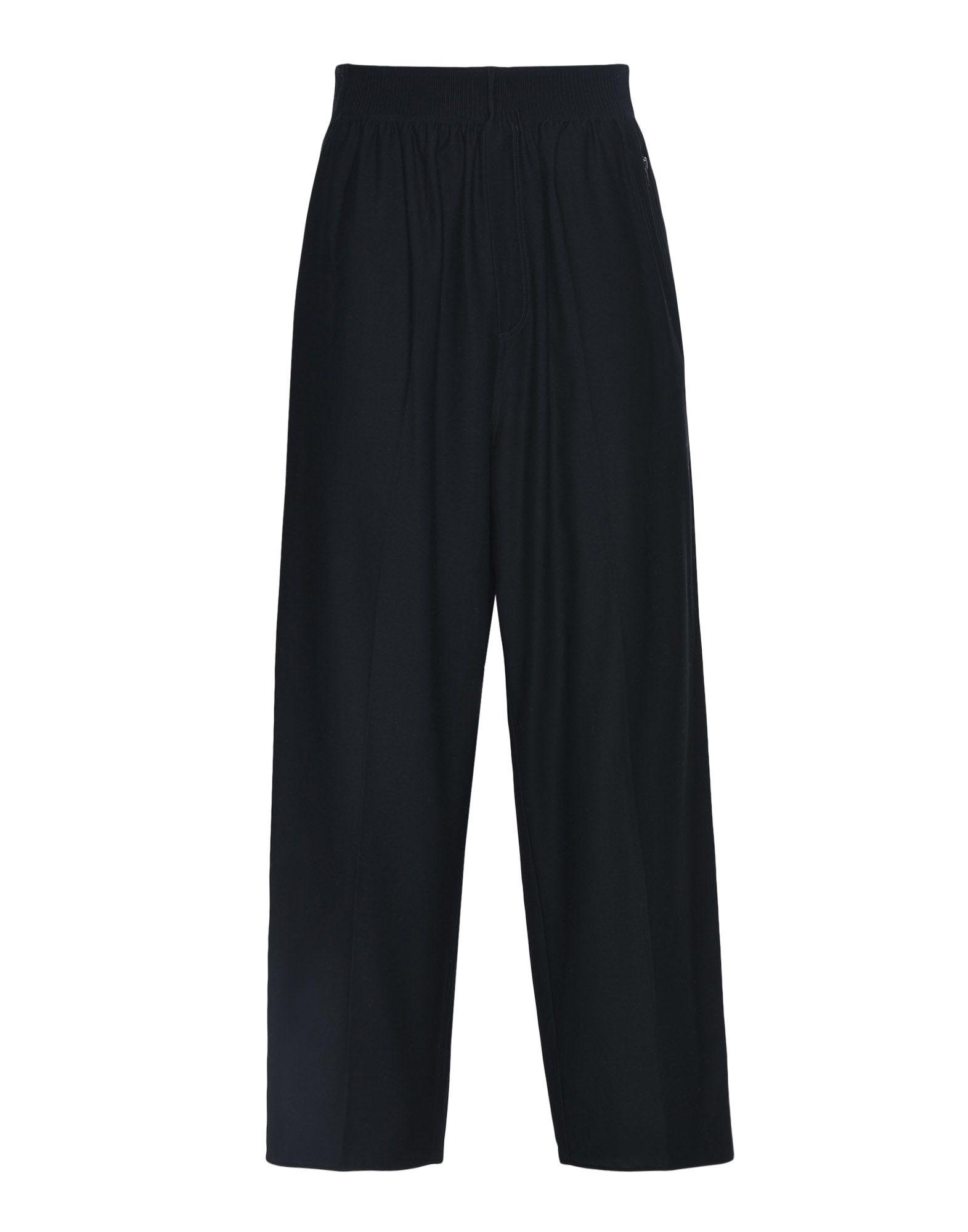 Y-3 Y-3 Twill Wide Pants Casual pants Man f