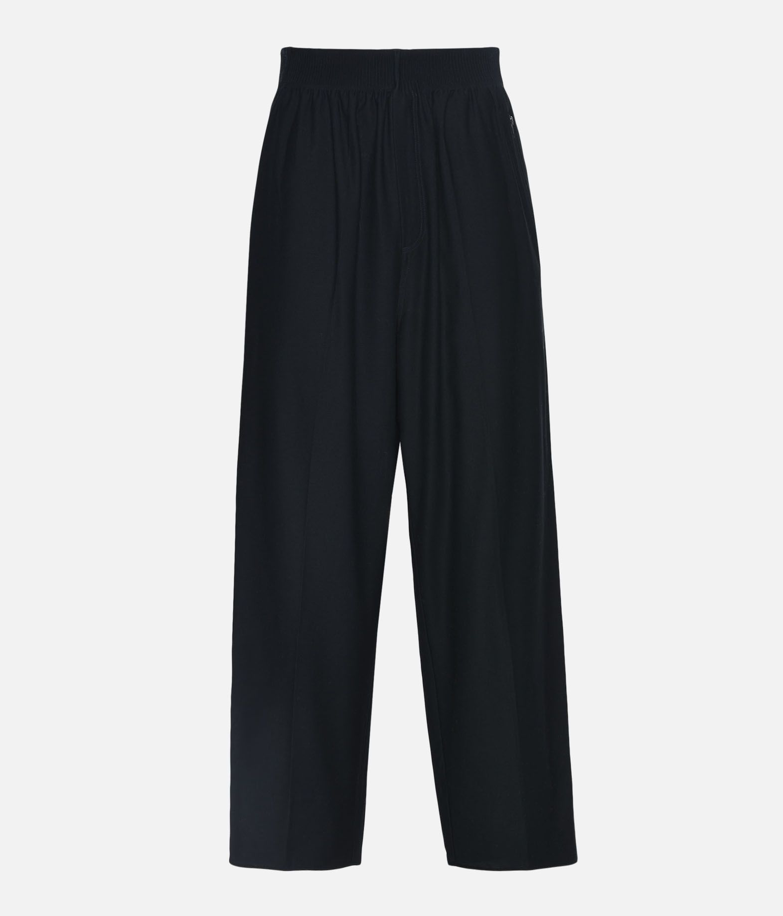 Y-3 Y-3 Twill Wide Pants Casual trouser Man f