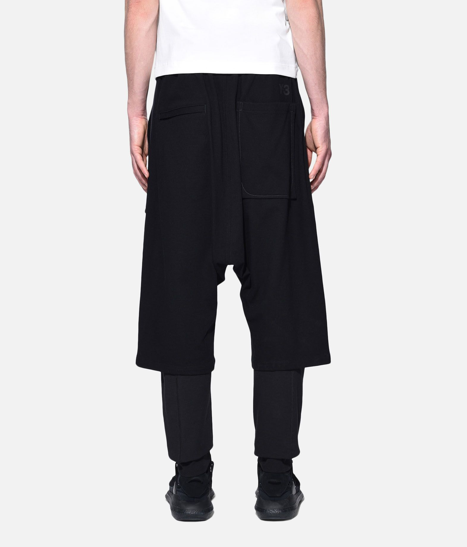 Y-3 Y-3 Sarouel Shorts Sweat shorts Man d