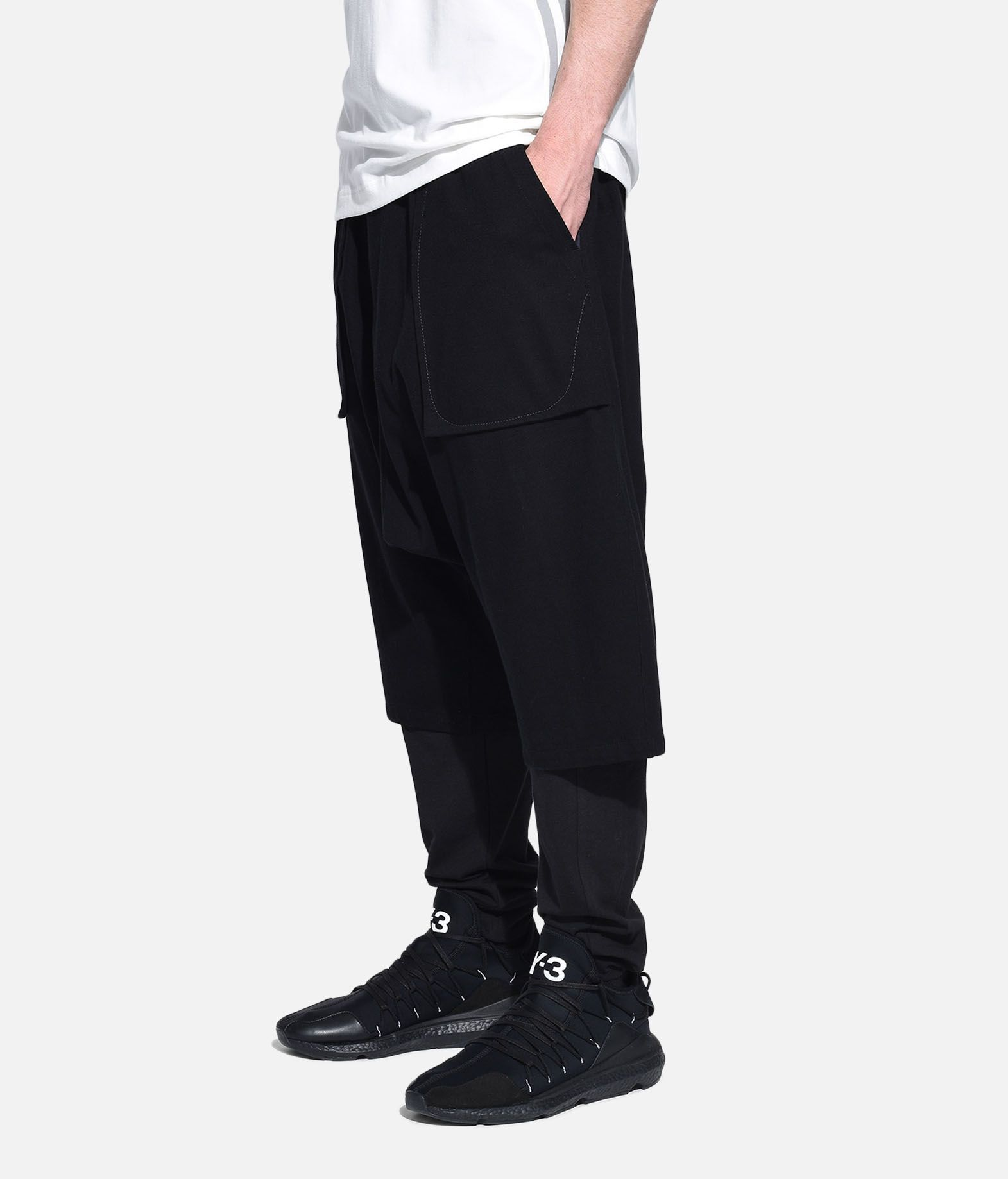 Y-3 Y-3 Sarouel Shorts Sweat shorts Man e