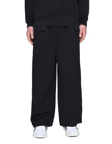 Y-3 トレーニングパンツ メンズ Y-3 3-Stripes Matte Snap Track Pants r