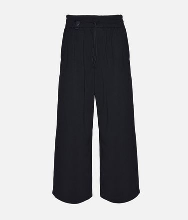 Y-3 3-Stripes Matte Snap Track Pants