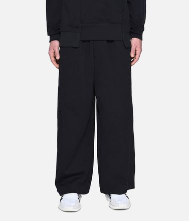 Y-3 Track pant Man Y-3 3-Stripes Matte Snap Track Pants r