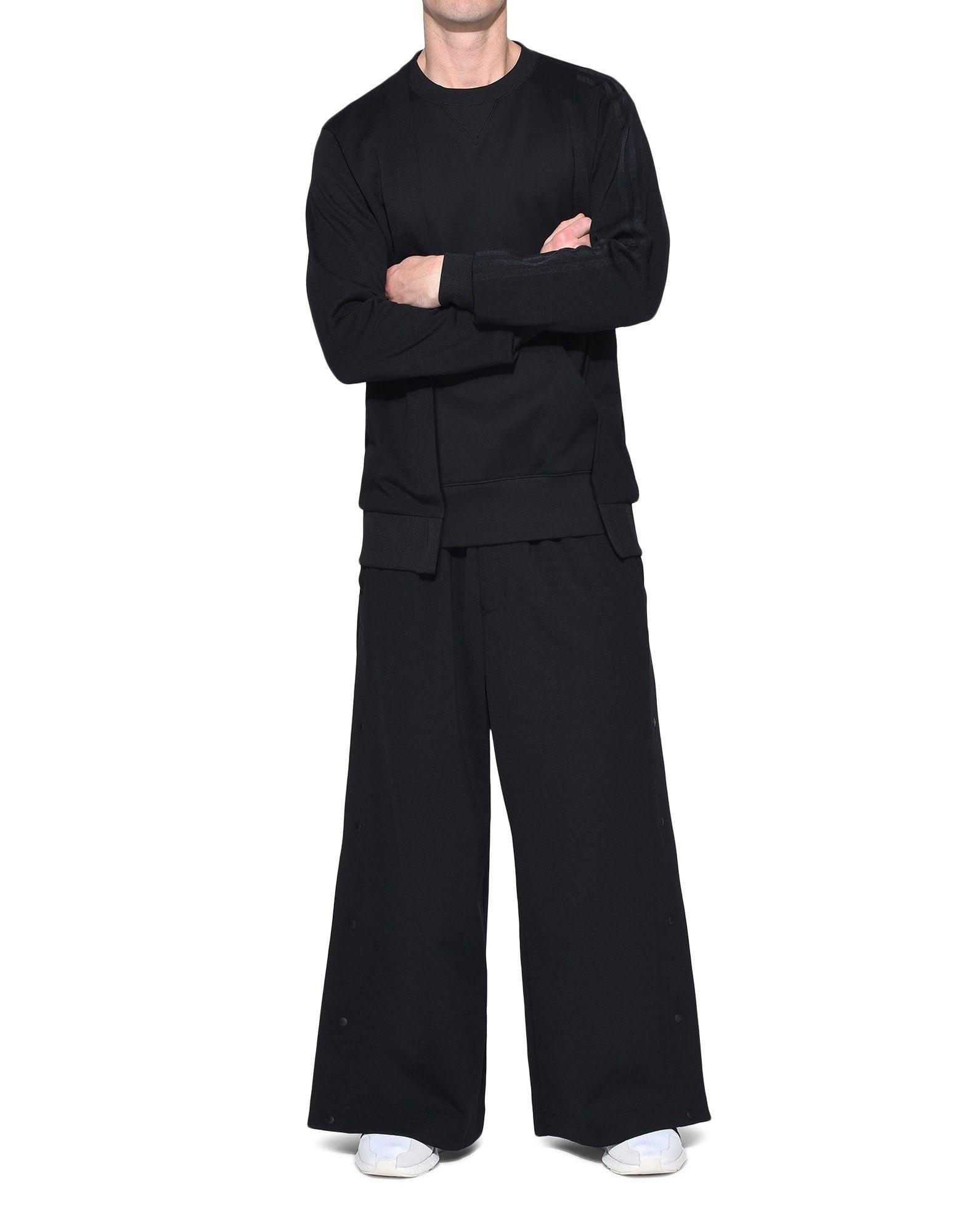 Y-3 Y-3 3-Stripes Matte Snap Track Pants Track pant Man a
