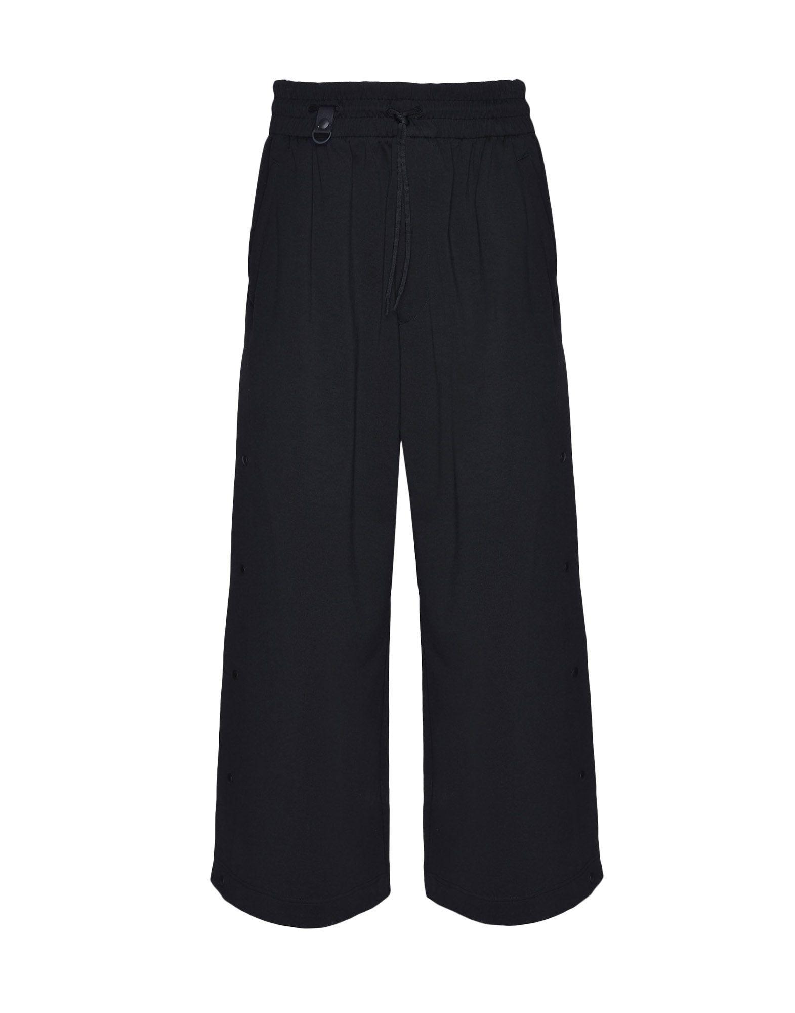 Y-3 Y-3 3-Stripes Matte Snap Track Pants Track pant Man f