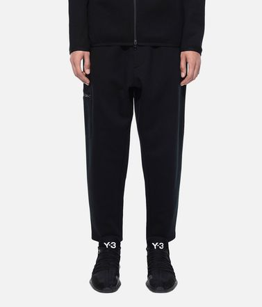 Y-3 Fleece-Hose Herren Y-3 Binding Cargo Pants r