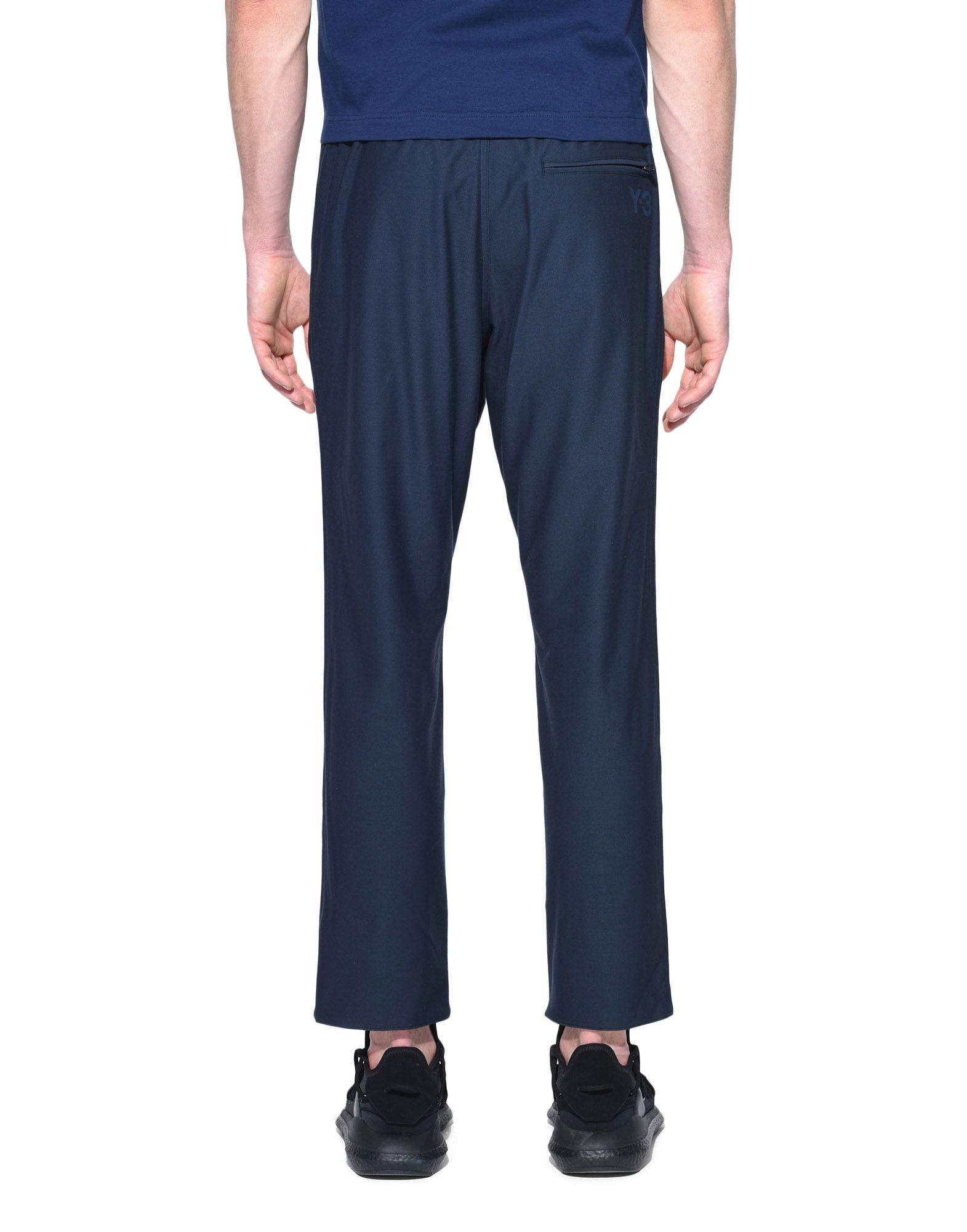 Y-3 Y-3 Twill Cropped Pants dreiviertellange Hose Herren d