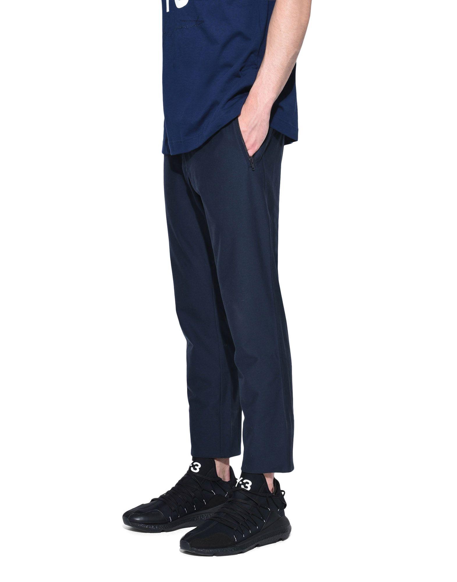 Y-3 Y-3 Twill Cropped Pants dreiviertellange Hose Herren e