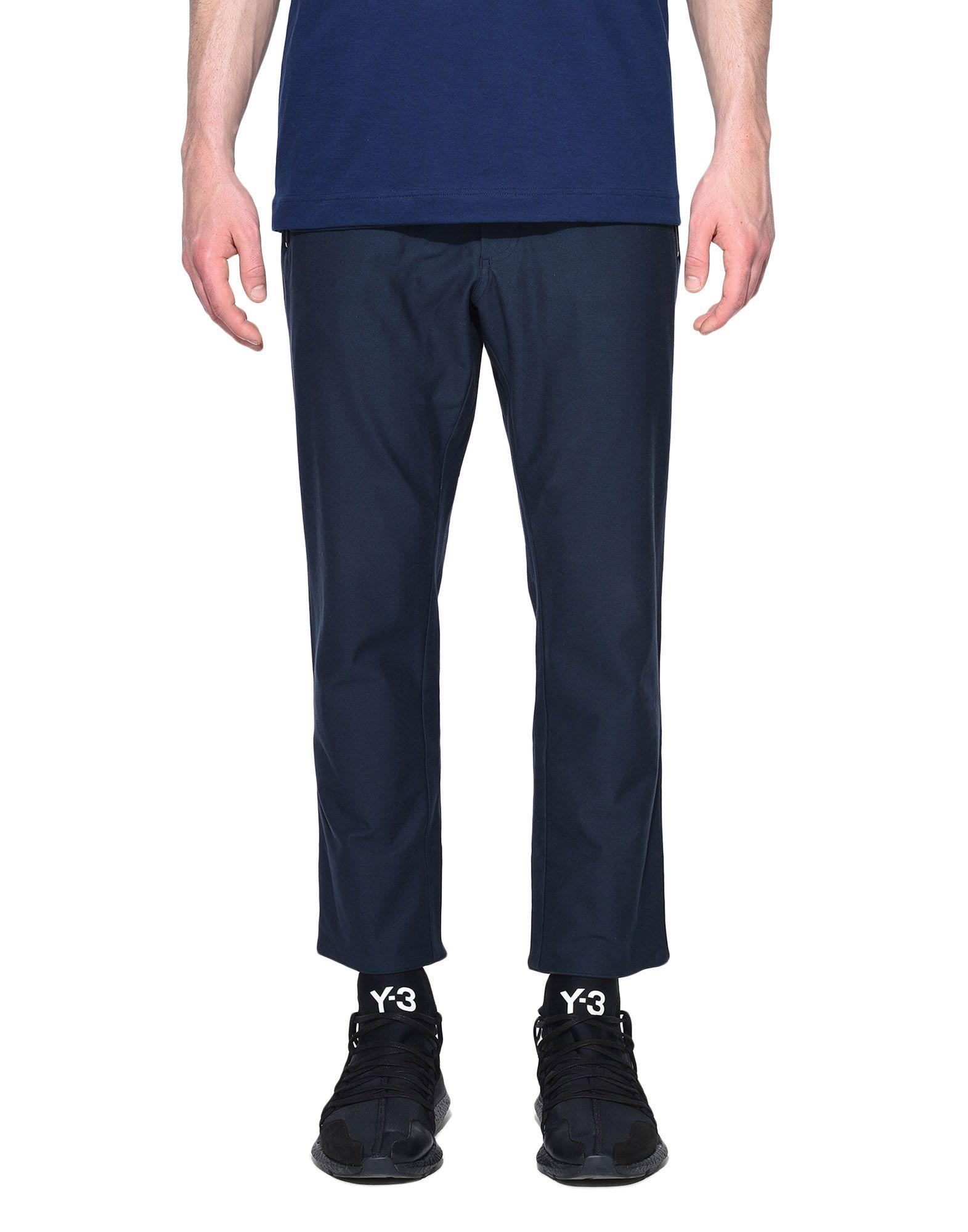 Y-3 Y-3 Twill Cropped Pants dreiviertellange Hose Herren r