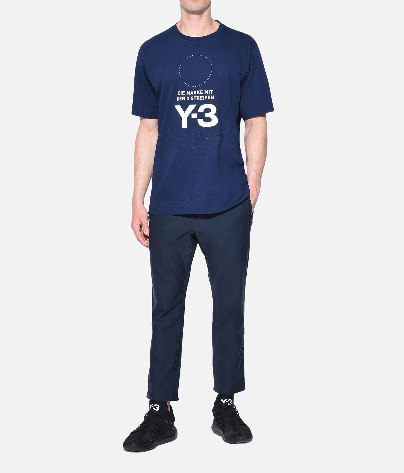 Y-3 Y-3 Twill Cropped Pants Cropped pant Man a