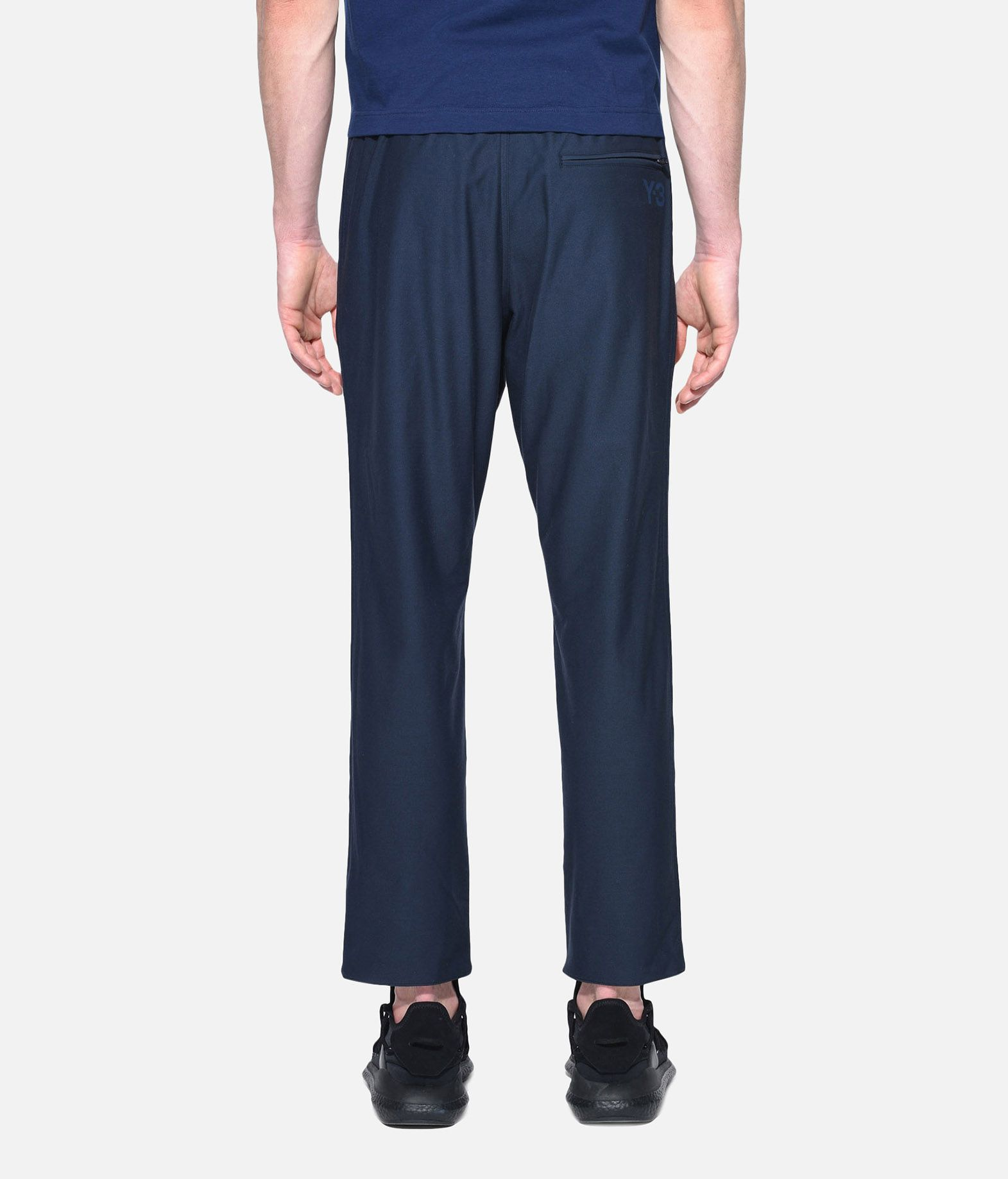 Y-3 Y-3 Twill Cropped Pants Cropped pant Man d
