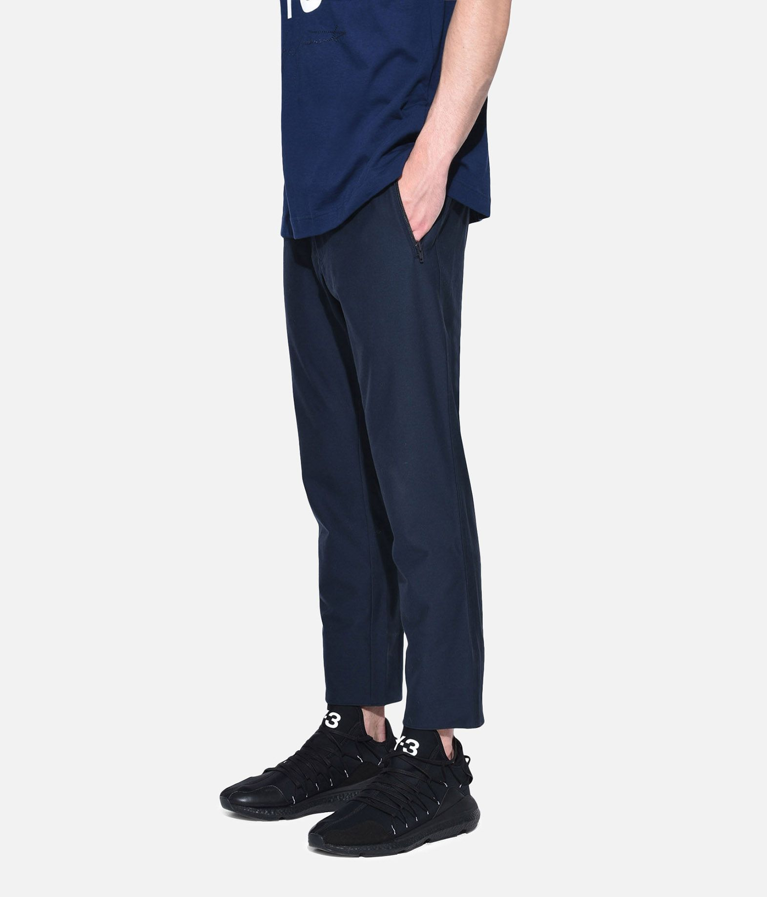 Y-3 Y-3 Twill Cropped Pants Cropped pant Man e