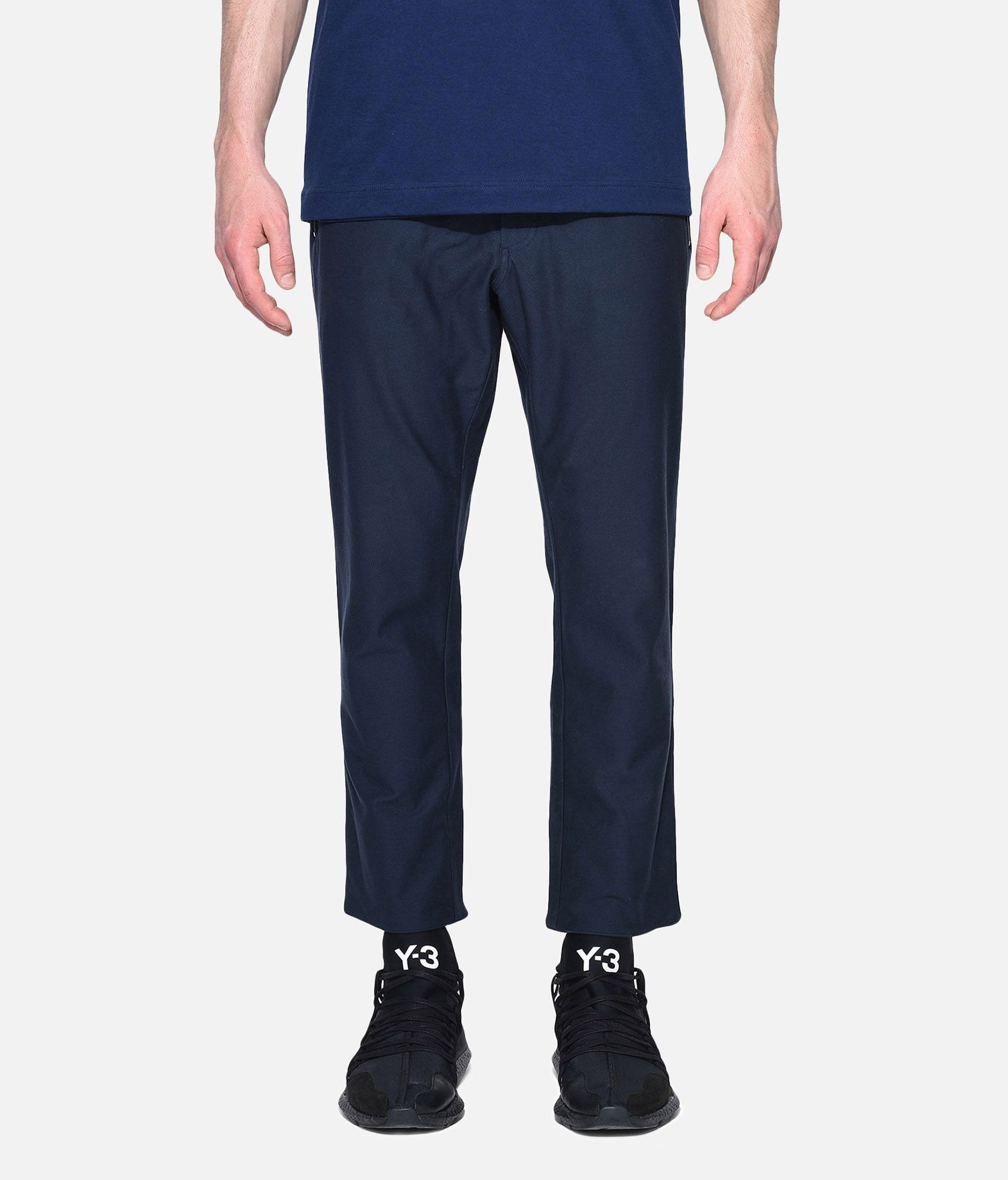 Y-3 Y-3 Twill Cropped Pants Cropped pant Man r
