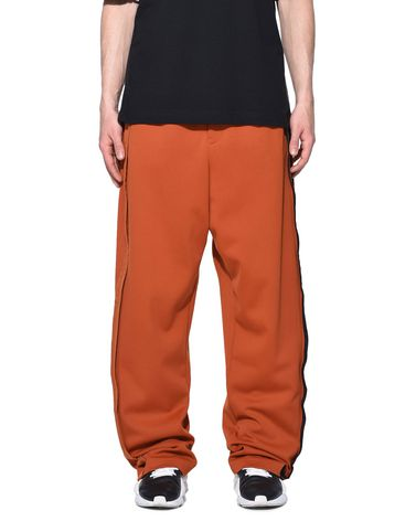 Y-3 トラックパンツ メンズ Y-3 3-Stripes Selvedge Wide Pants r