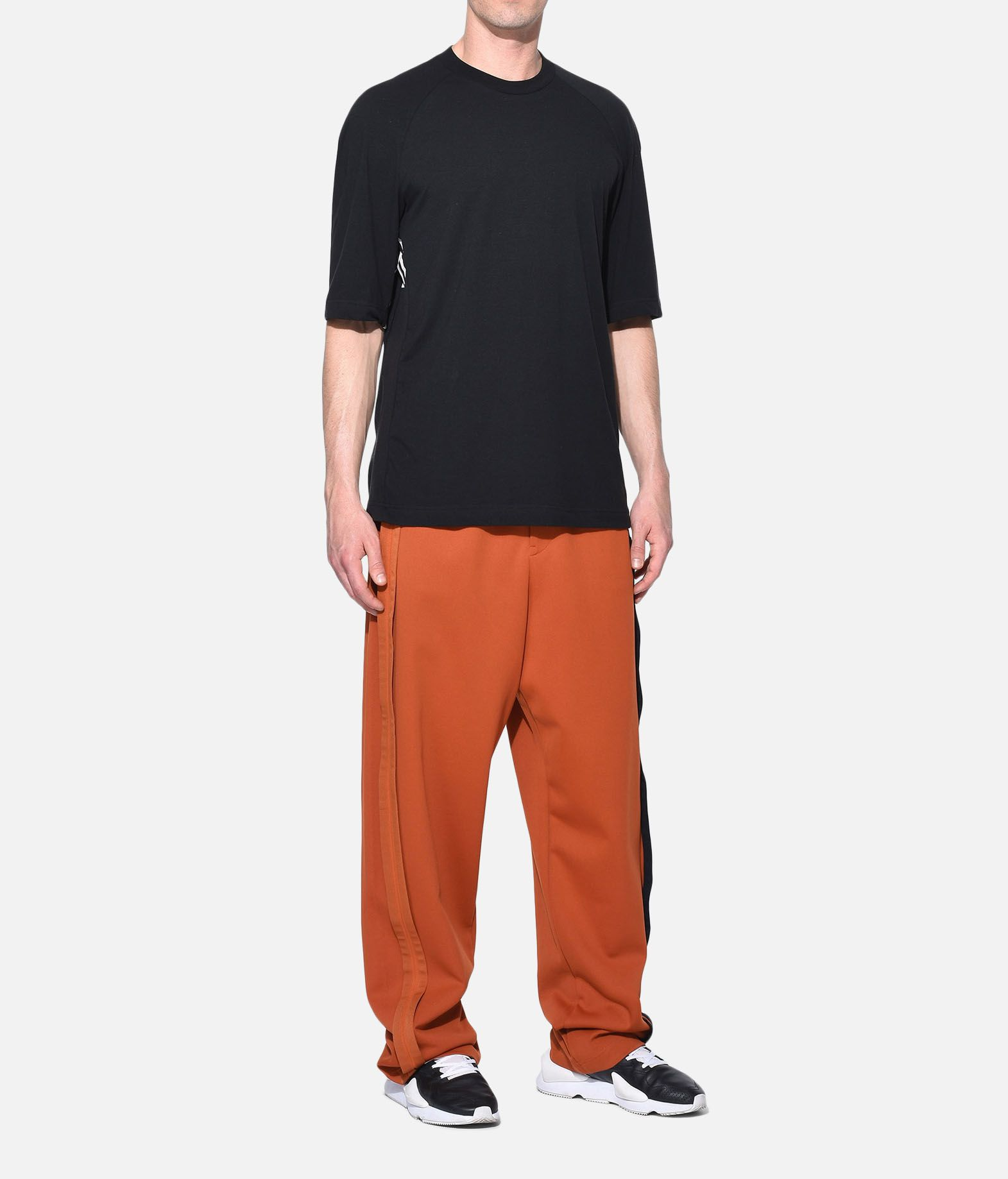 Y-3 Y-3 3-Stripes Selvedge Wide Pants Tracksuit pants Man a