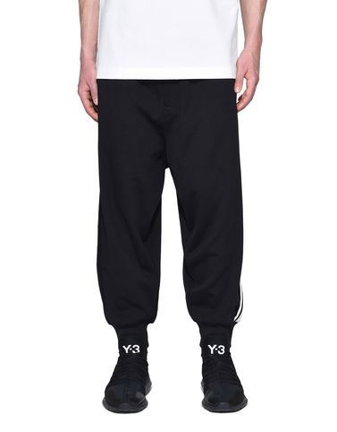 Y-3 3-Stripes Selvedge Matte Track Pants パンツ メンズ Y-3 adidas