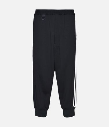 Y-3 3-Stripes Selvedge Matte Track Pants
