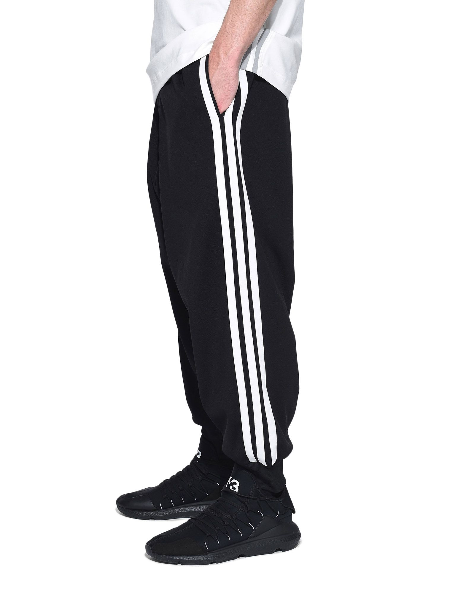 Y-3 Y-3 3-Stripes Selvedge Matte Track Pants Track pant Man e