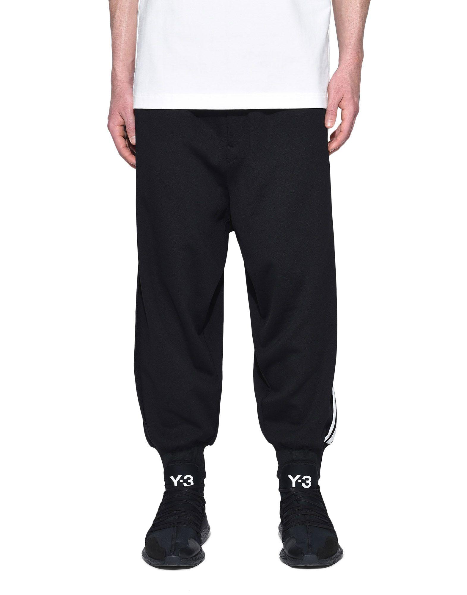 Y-3 Y-3 3-Stripes Selvedge Matte Track Pants Track pant Man r