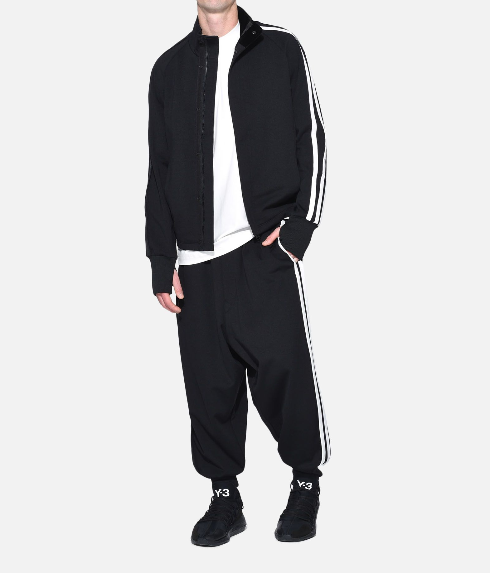Y-3 Y-3 3-Stripes Selvedge Matte Track Pants Track pant Man a