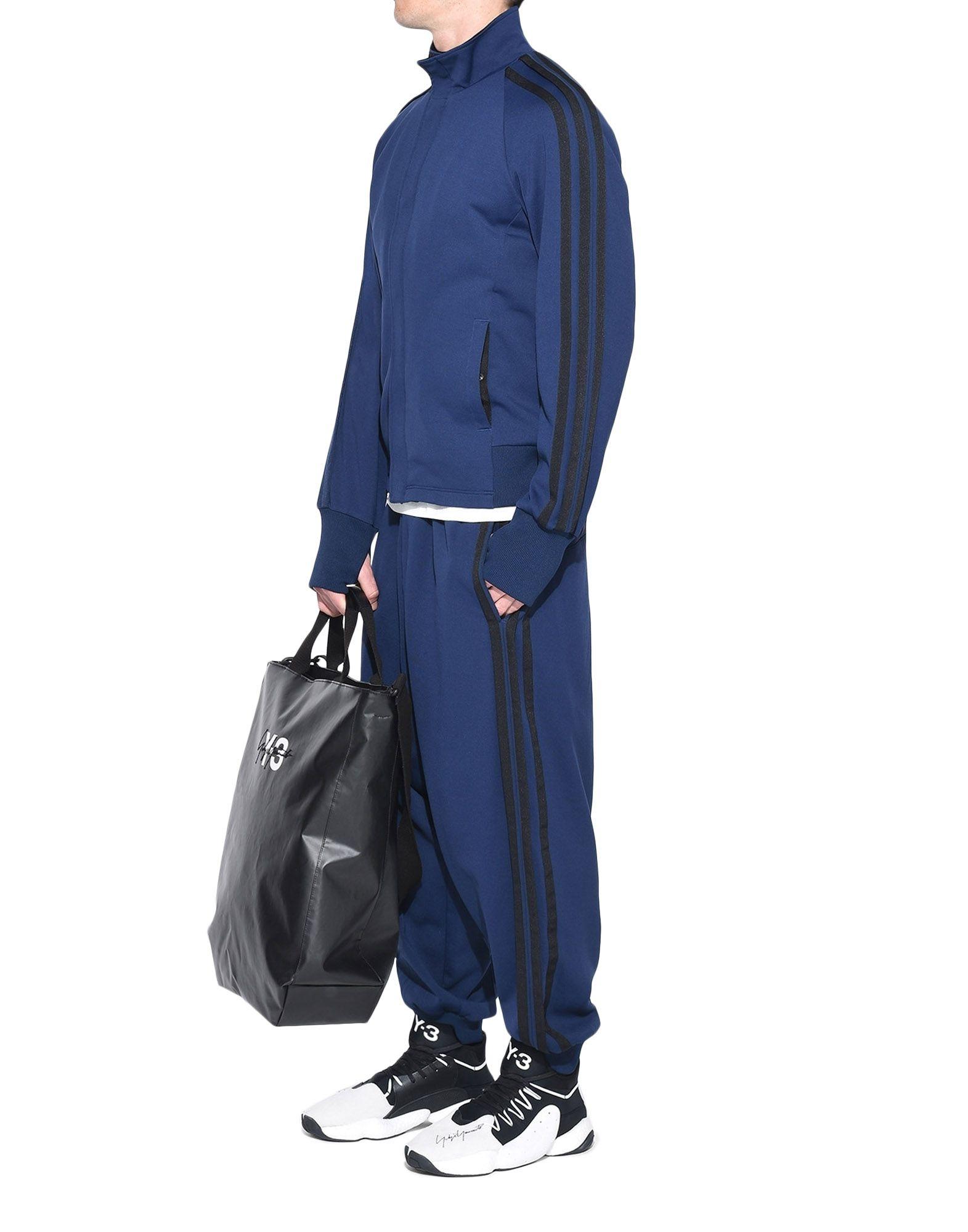 Y-3 Y-3 3-Stripes Selvedge Matte Track Pants Track pant Man a