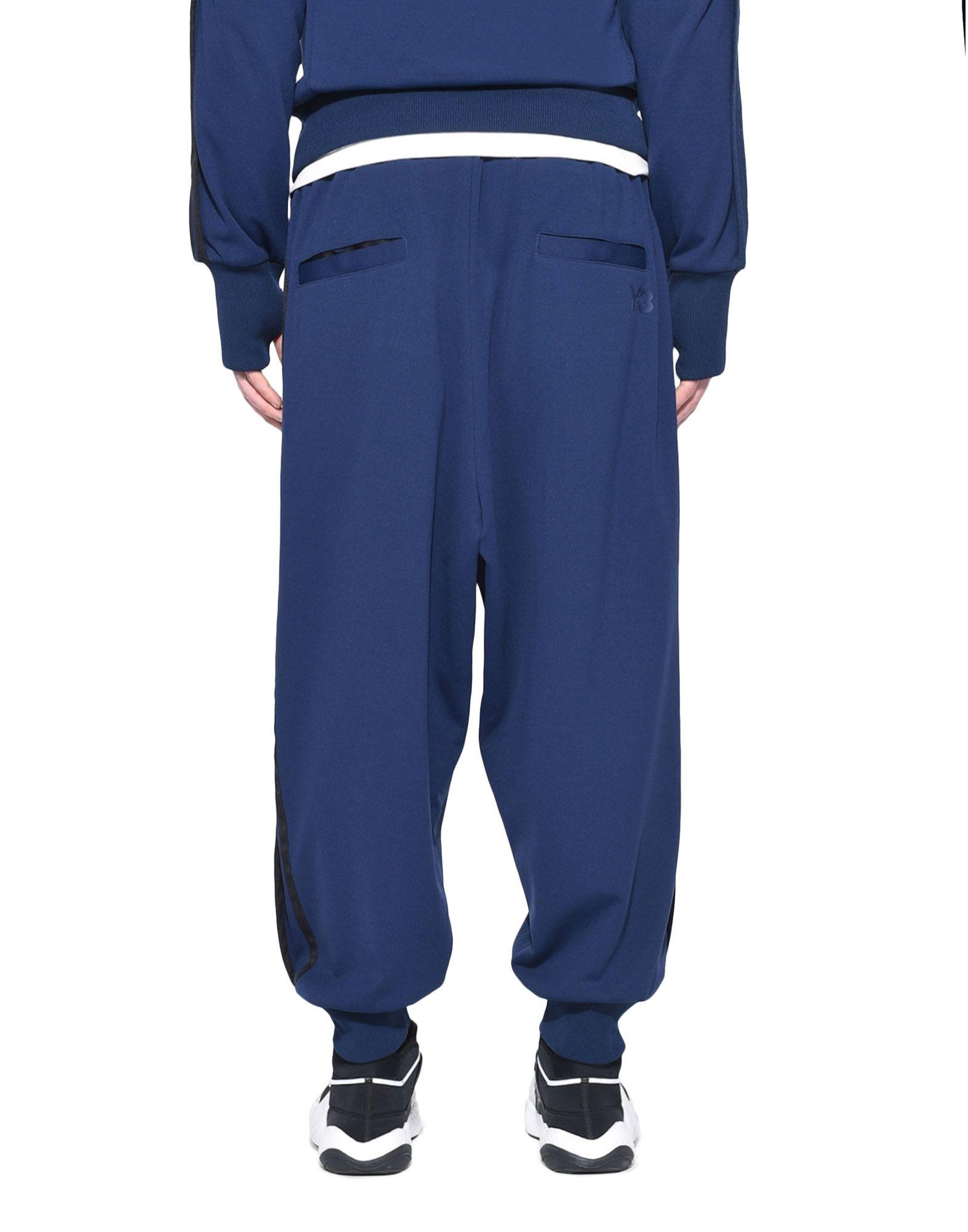 Y-3 Y-3 3-Stripes Selvedge Matte Track Pants Track pant Man d