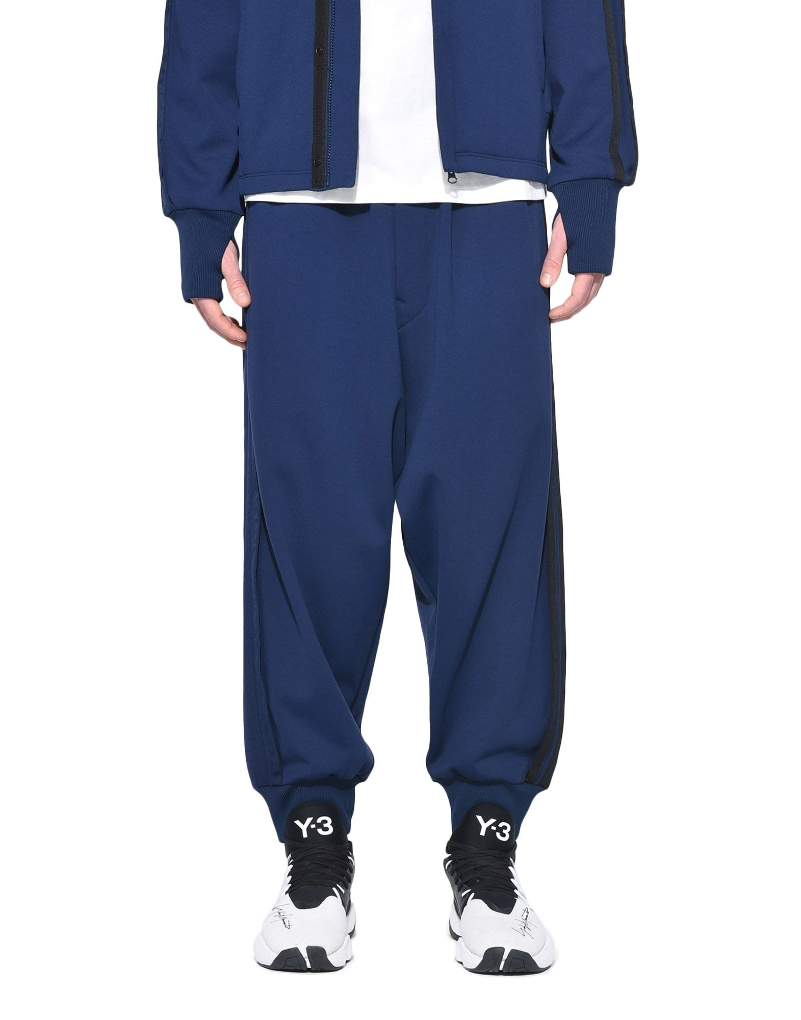 Y-3 Y-3 3-Stripes Selvedge Matte Track Pants Track pant Herren r
