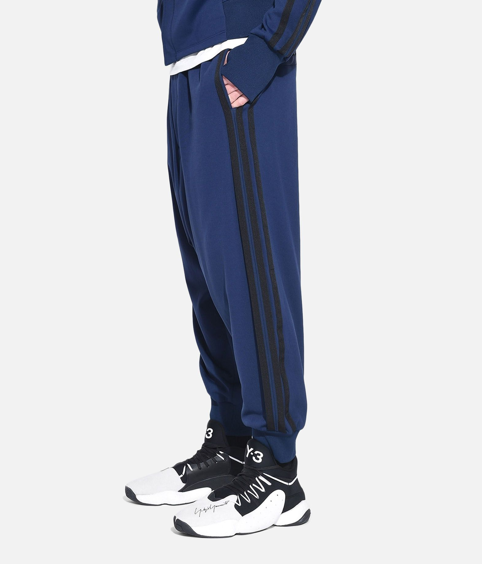 Y-3 Y-3 3-Stripes Selvedge Matte Track Pants Track pant Man e