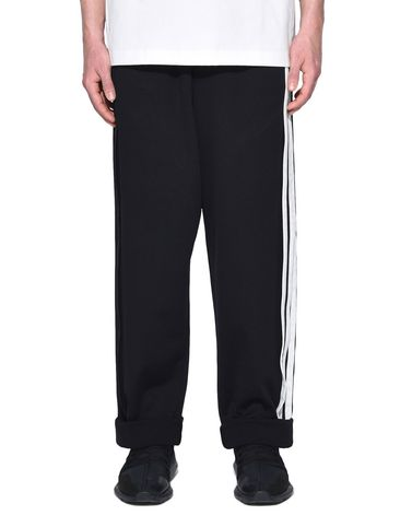 Y-3 Sporthose Herren Y-3 3-Stripes Selvedge Wide Pants r