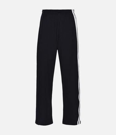 Y-3 3-Stripes Selvedge Wide Pants