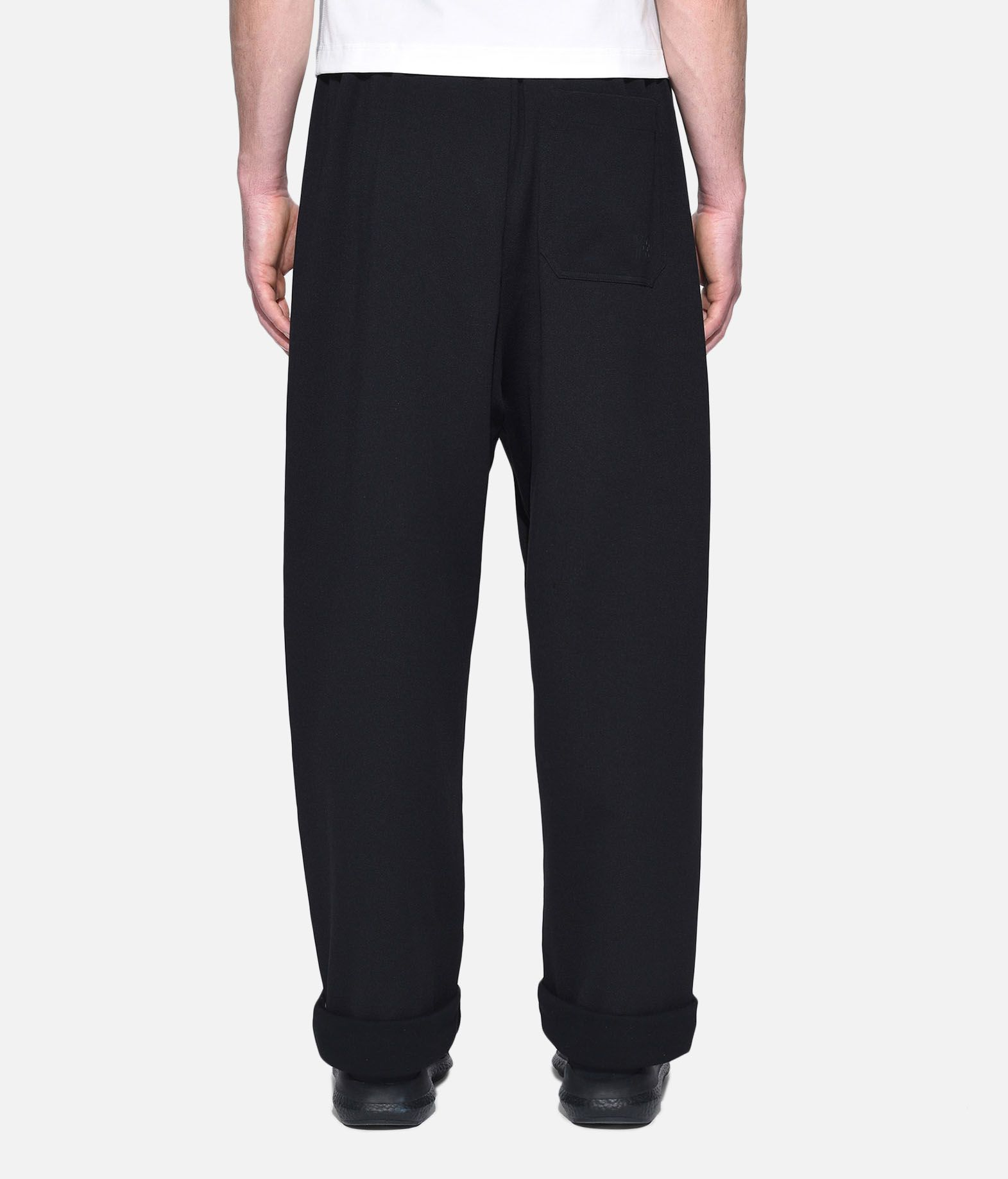 Y-3 Y-3 3-Stripes Selvedge Wide Pants Спортивные штаны Для Мужчин d