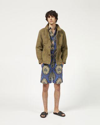 IBOH printed shorts