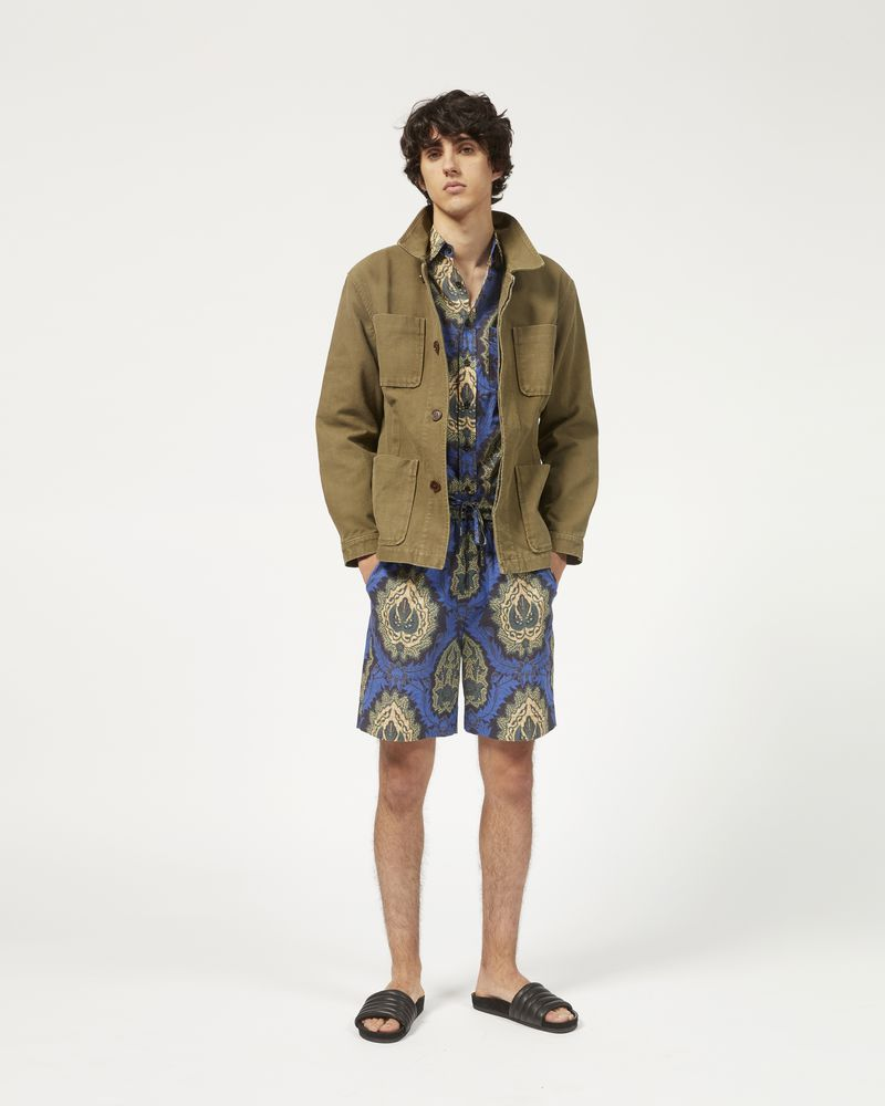 IBOH printed shorts ISABEL MARANT